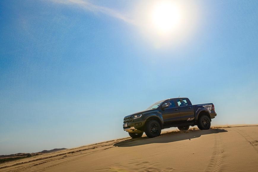 Thả Ford Ranger Raptor về rừng: Giảm xóc cứu tất cả - Ảnh 7.