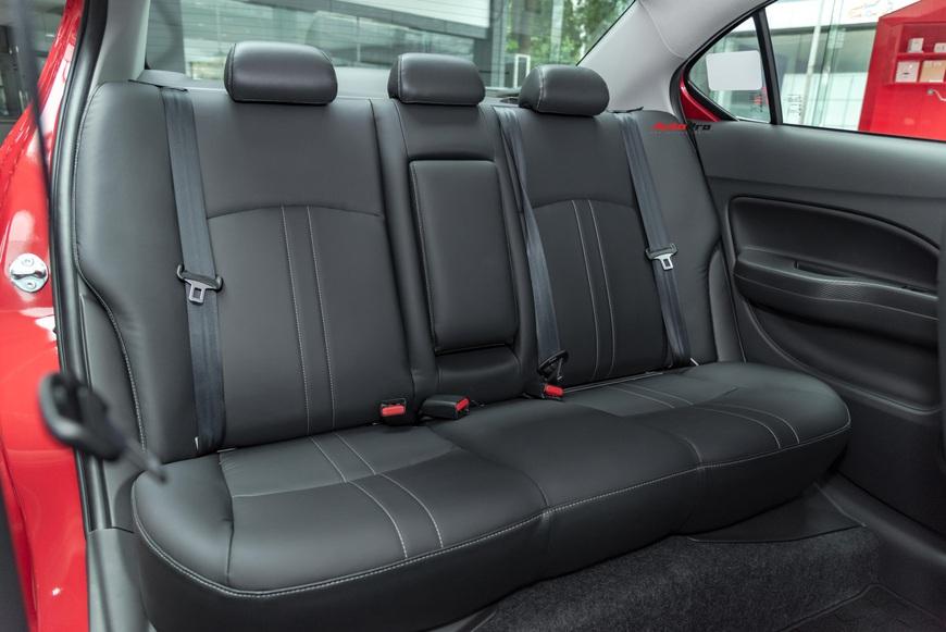 Bóc tách 12 điểm mới trên Attrage 2020: Cuộc tất tay của Mitsubishi trong phân khúc B, giá hạng A - Ảnh 22.