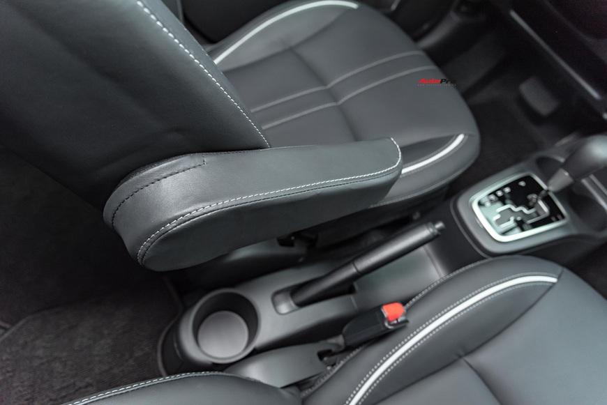 Bóc tách 12 điểm mới trên Attrage 2020: Cuộc tất tay của Mitsubishi trong phân khúc B, giá hạng A - Ảnh 21.