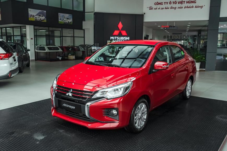 Bóc tách 12 điểm mới trên Attrage 2020: Cuộc tất tay của Mitsubishi trong phân khúc B, giá hạng A - Ảnh 23.