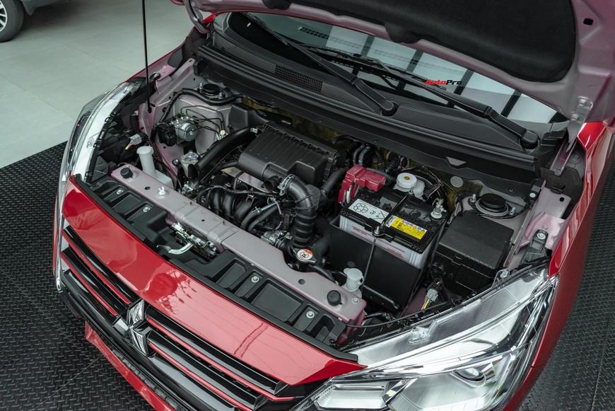 Bóc tách 12 điểm mới trên Attrage 2020: Cuộc tất tay của Mitsubishi trong phân khúc B, giá hạng A - Ảnh 17.