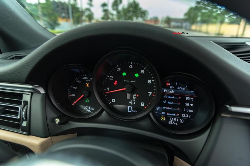 Chỉ sau 6.000 km, Porsche Macan 2020 được đại gia Việt rao bán với giá rẻ hơn 500 triệu đồng - Ảnh 6.