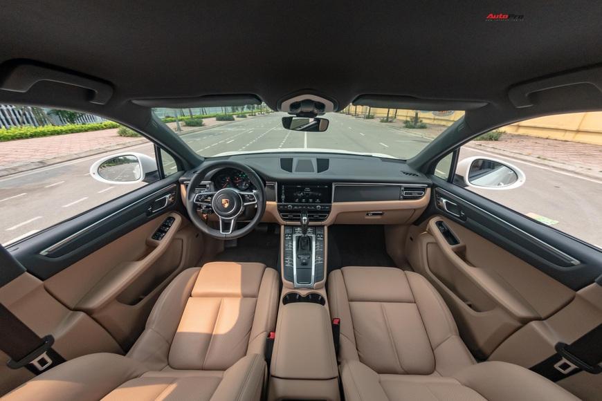 Chỉ sau 6.000 km, Porsche Macan 2020 được đại gia Việt rao bán với giá rẻ hơn 500 triệu đồng - Ảnh 4.