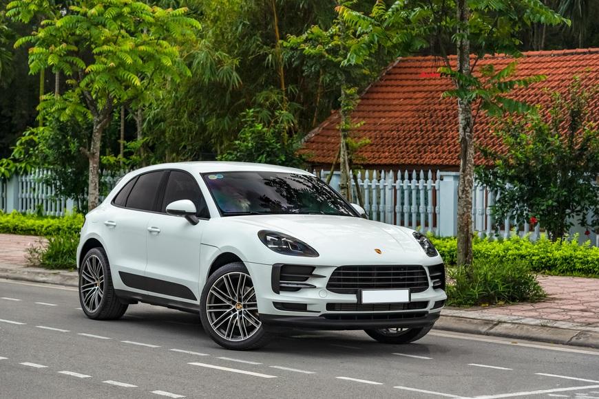 Chỉ sau 6.000 km, Porsche Macan 2020 được đại gia Việt rao bán với giá rẻ hơn 500 triệu đồng - Ảnh 8.