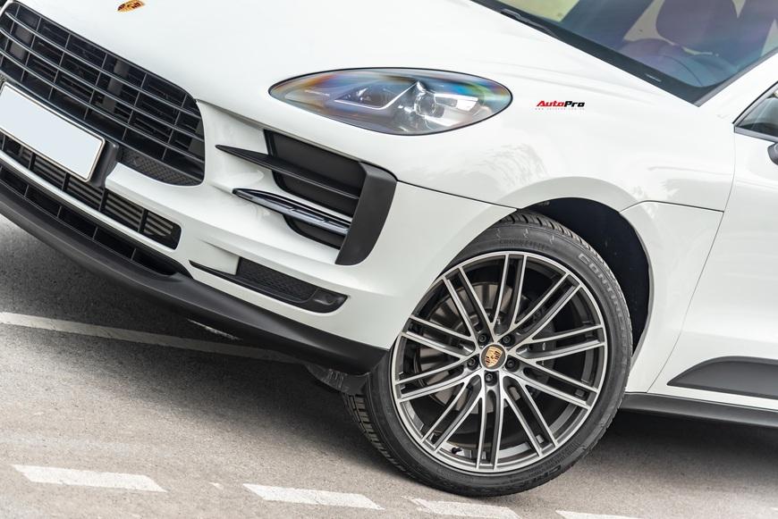 Chỉ sau 6.000 km, Porsche Macan 2020 được đại gia Việt rao bán với giá rẻ hơn 500 triệu đồng - Ảnh 2.