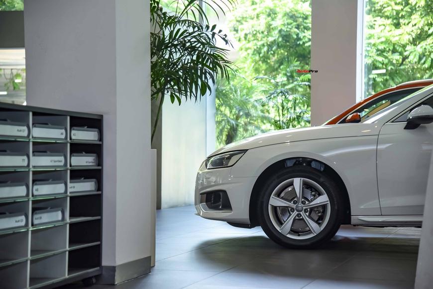 Audi A4 2020 ra mắt Việt Nam: Dùng tiện nghi đáp trả Mercedes-Benz C-Class và BMW 3-Series - Ảnh 3.