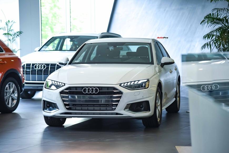 Audi A4 2020 ra mắt Việt Nam: Dùng tiện nghi đáp trả Mercedes-Benz C-Class và BMW 3-Series - Ảnh 8.