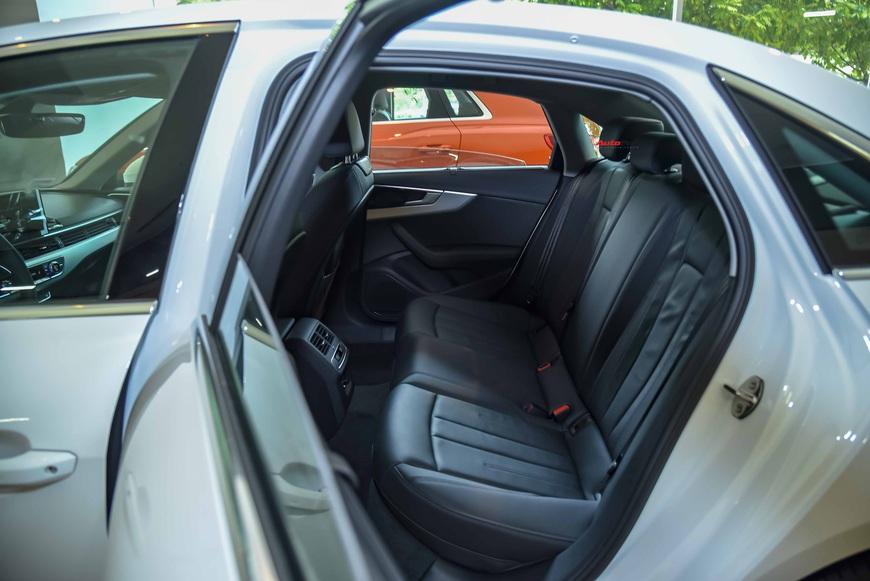 Audi A4 2020 ra mắt Việt Nam: Dùng tiện nghi đáp trả Mercedes-Benz C-Class và BMW 3-Series - Ảnh 6.