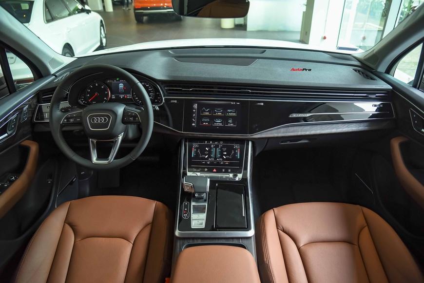 Khám phá Audi Q7 2020 vừa ra mắt Việt Nam: Đấu Mercedes-Benz GLE và BMW X5 bằng công nghệ - Ảnh 4.