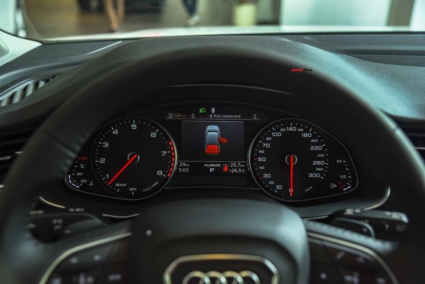 Khám phá Audi Q7 2020 vừa ra mắt Việt Nam: Đấu Mercedes-Benz GLE và BMW X5 bằng công nghệ - Ảnh 6.