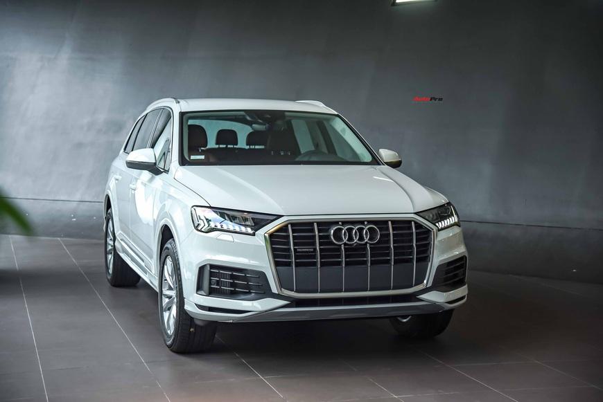 Khám phá Audi Q7 2020 vừa ra mắt Việt Nam: Đấu Mercedes-Benz GLE và BMW X5 bằng công nghệ - Ảnh 8.