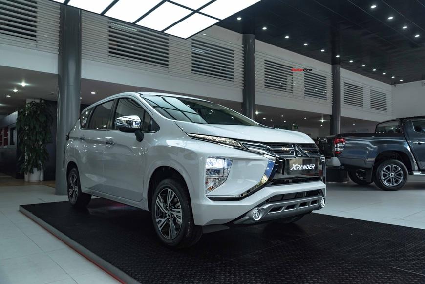 Đánh giá nhanh Mitsubishi Xpander 2020: 8 điểm mới, tăng 10 triệu nhưng tặng lại 10 triệu, rộng đường giữ ngôi vương MPV - Ảnh 14.