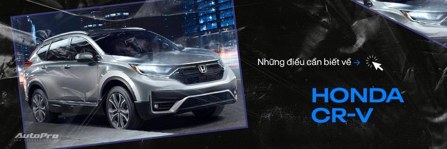 Đánh giá Honda CR-V 2020: Vẫn còn nhược điểm nhưng thêm ưu thế để giành lại ngôi vua doanh số từ Mazda CX-5 - Ảnh 14.