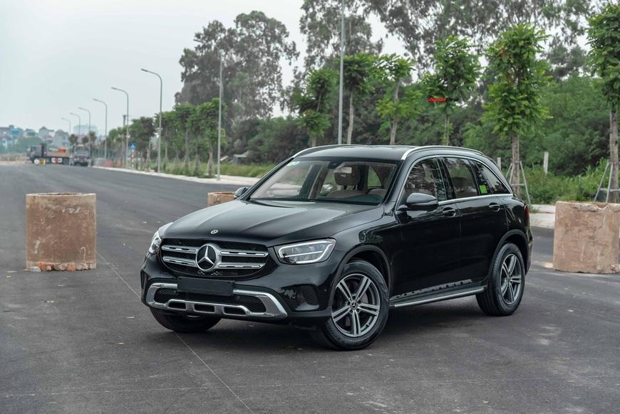 Mercedes-Benz GLC 2020 bản giá rẻ đầu tiên lên sàn xe cũ, rẻ hơn gần 200 triệu đồng so với mua mới - Ảnh 8.