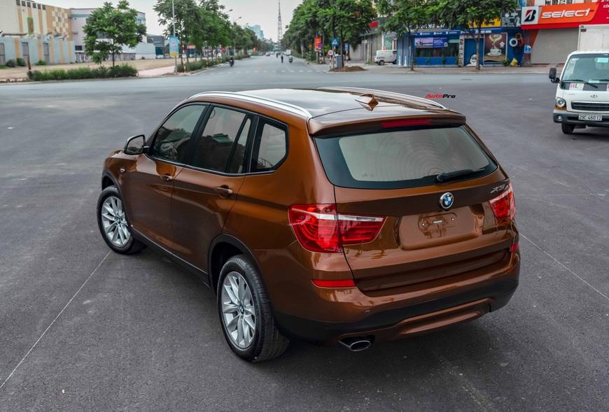 SUV bị lãng quên BMW X3 mới chạy 21.000km đã hạ giá khủng, chỉ đắt hơn Toyota Fortuner đập hộp 100 triệu - Ảnh 2.