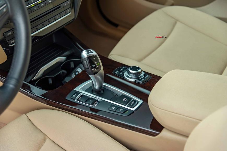 SUV bị lãng quên BMW X3 mới chạy 21.000km đã hạ giá khủng, chỉ đắt hơn Toyota Fortuner đập hộp 100 triệu - Ảnh 6.