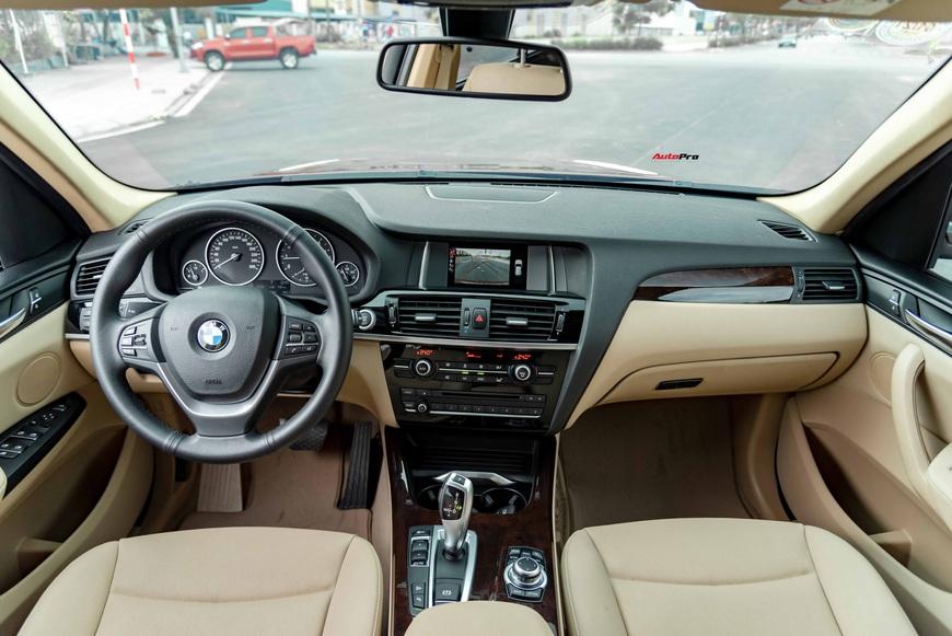 SUV bị lãng quên BMW X3 mới chạy 21.000km đã hạ giá khủng, chỉ đắt hơn Toyota Fortuner đập hộp 100 triệu - Ảnh 4.