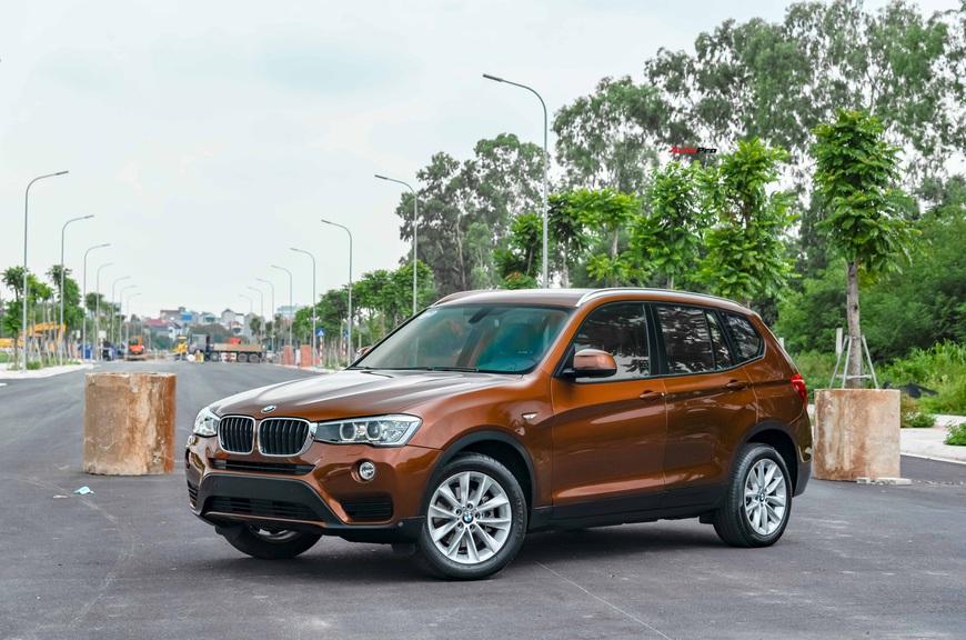 SUV bị lãng quên BMW X3 mới chạy 21.000km đã hạ giá khủng, chỉ đắt hơn Toyota Fortuner đập hộp 100 triệu - Ảnh 8.