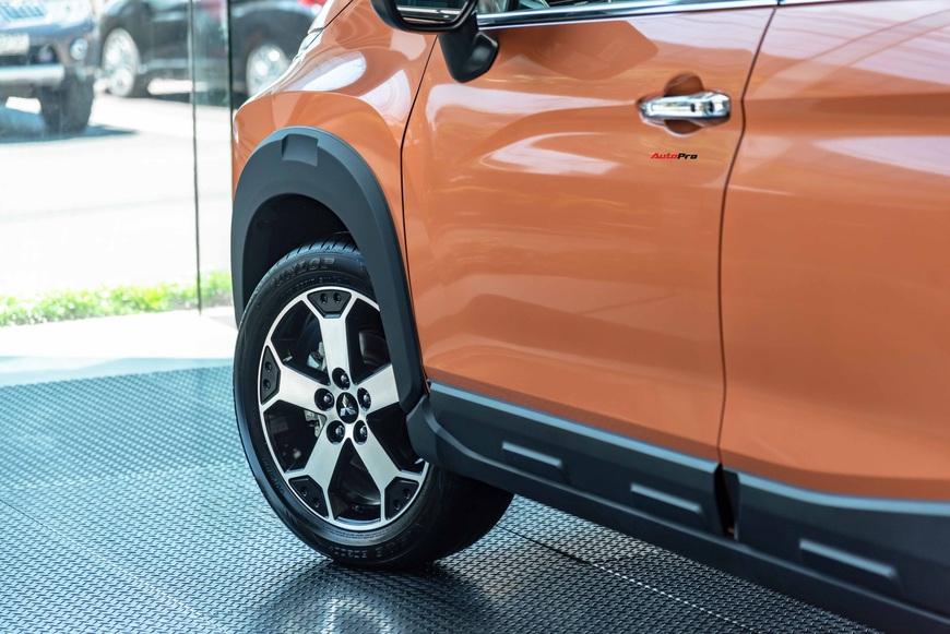 Ra mắt Mitsubishi Xpander Cross giá 670 triệu đồng - Khi vua doanh số len lỏi cả vào thị trường ngách - Ảnh 3.