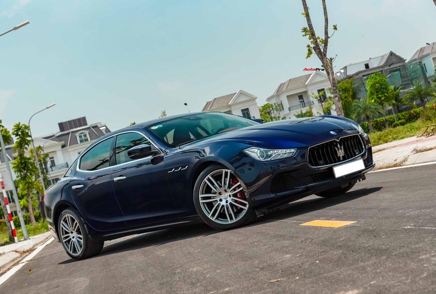 Mới chạy gần 20.000 km, chủ nhân Maserati Ghibli bán lại rẻ hơn xe mới gần 2 tỷ đồng - Ảnh 4.