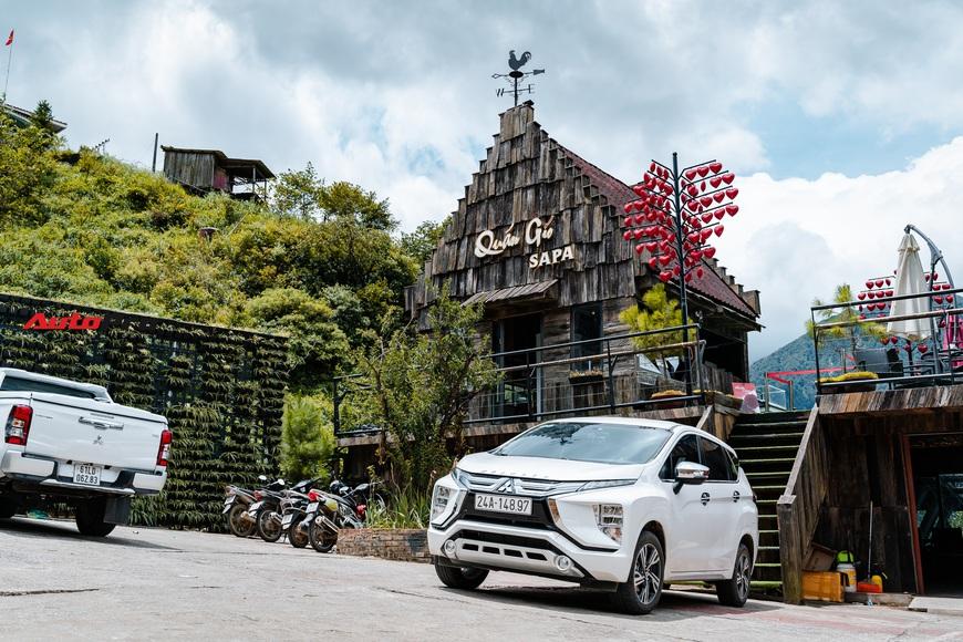Săn mây Sa Pa trên 5 quán cà phê lưng trời cùng Mitsubishi Xpander 2020 - Ảnh 20.