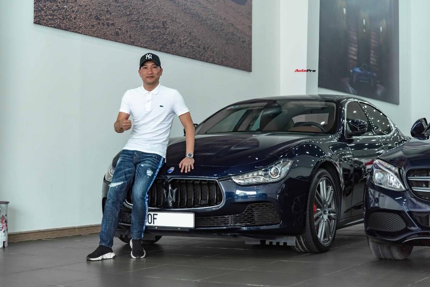Mới chạy gần 20.000 km, chủ nhân Maserati Ghibli bán lại rẻ hơn xe mới gần 2 tỷ đồng - Ảnh 9.
