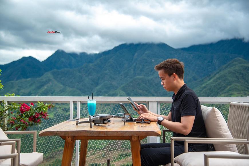 Săn mây Sa Pa trên 5 quán cà phê lưng trời cùng Mitsubishi Xpander 2020 - Ảnh 11.