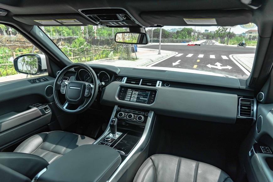 Đây là chiếc xe dành cho đại gia Việt thích Range Rover nhưng lại chỉ đủ tiền tậu Mercedes-Benz GLC - Ảnh 4.