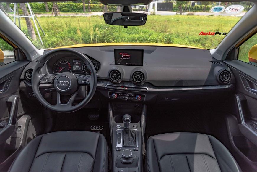 Vừa chạy 11.000km, chủ nhân Audi Q2 bán xe ngang giá Mazda CX-8 2020 - Ảnh 4.