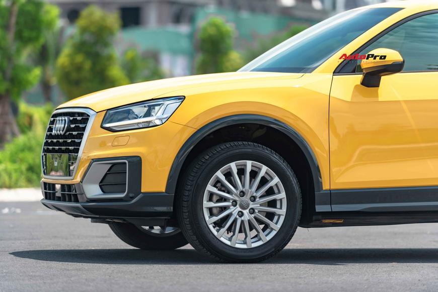 Vừa chạy 11.000km, chủ nhân Audi Q2 bán xe ngang giá Mazda CX-8 2020 - Ảnh 2.