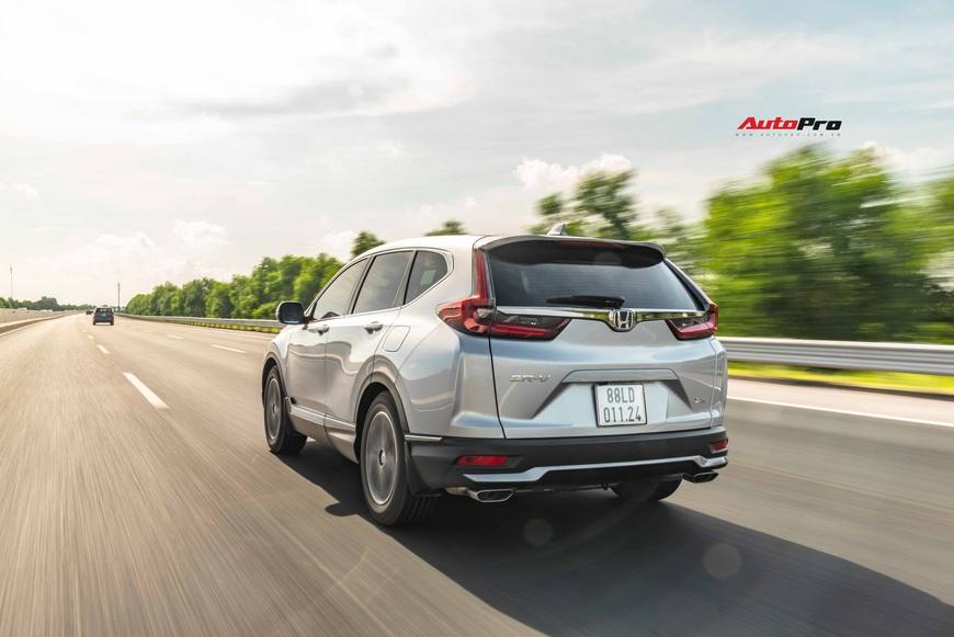 Đánh giá Honda CR-V 2020: Vẫn còn nhược điểm nhưng thêm ưu thế để giành lại ngôi vua doanh số từ Mazda CX-5 - Ảnh 10.