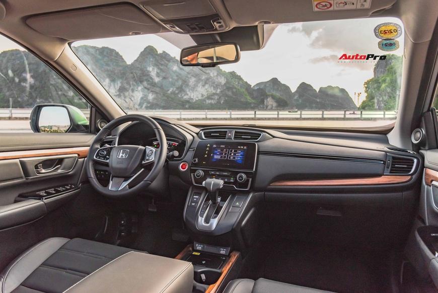 Đánh giá Honda CR-V 2020: Vẫn còn nhược điểm nhưng thêm ưu thế để giành lại ngôi vua doanh số từ Mazda CX-5 - Ảnh 5.