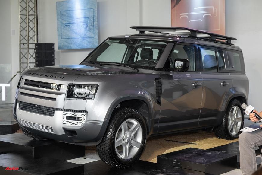 Chi tiết Land Rover Defender 2021: Xe off-road cho nhà giàu Việt, nhiều tính năng hay ho, giá cao nhất 6,31 tỷ đồng - Ảnh 2.