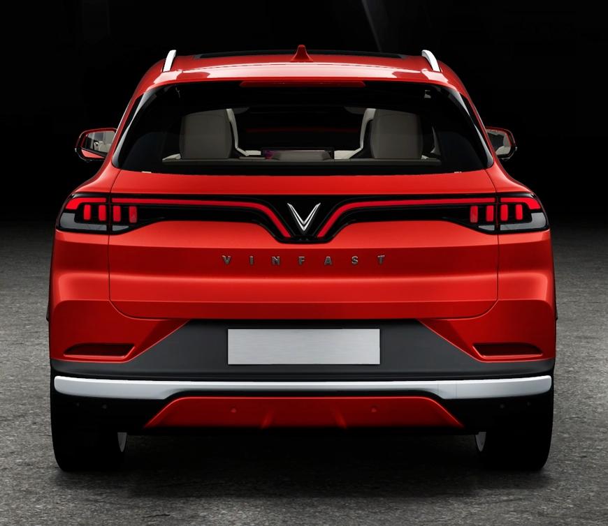 VinFast công bố 3 mẫu ô tô hoàn toàn mới: Bán từ tháng 5, có tùy chọn động cơ điện, VF33 đẹp như xe Mỹ - Ảnh 7.