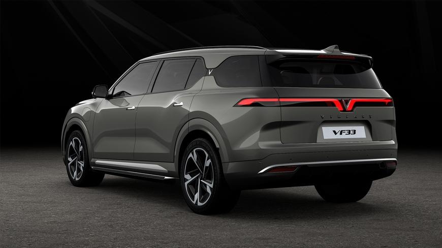 VinFast công bố 3 mẫu ô tô hoàn toàn mới: Bán từ tháng 5, có tùy chọn động cơ điện, VF33 đẹp như xe Mỹ - Ảnh 3.