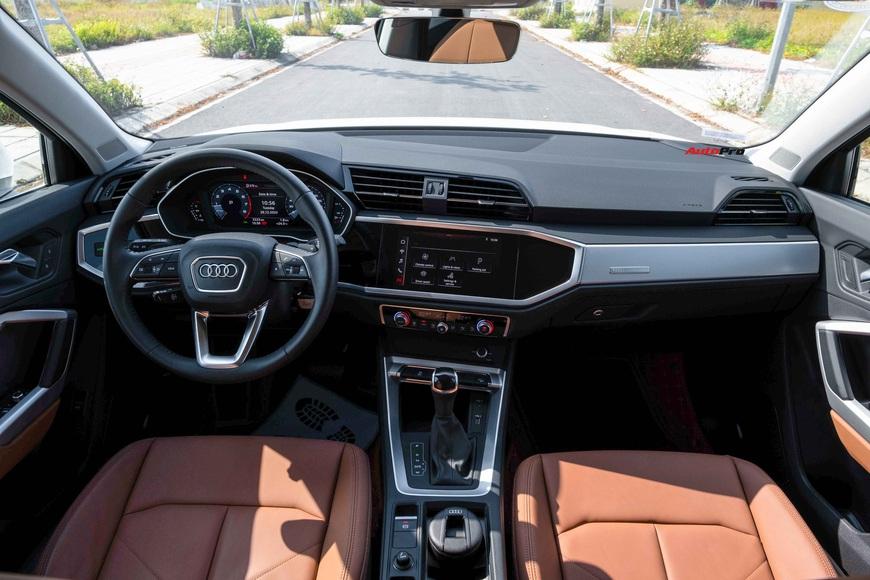 Chạy vỏn vẹn hơn 3.000km, tiểu Audi Q8 hạ giá rẻ hơn Mercedes-Benz GLC hàng chục triệu đồng - Ảnh 3.