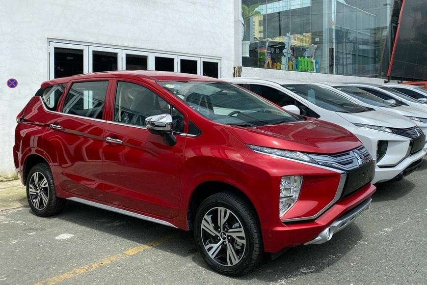 Cuộc đua MPV tháng 5/2021: Mitsubishi Xpander tiếp tục dẫn đầu doanh số, Suzuki XL7 giành chỗ từ Toyota Innova - Ảnh 1.