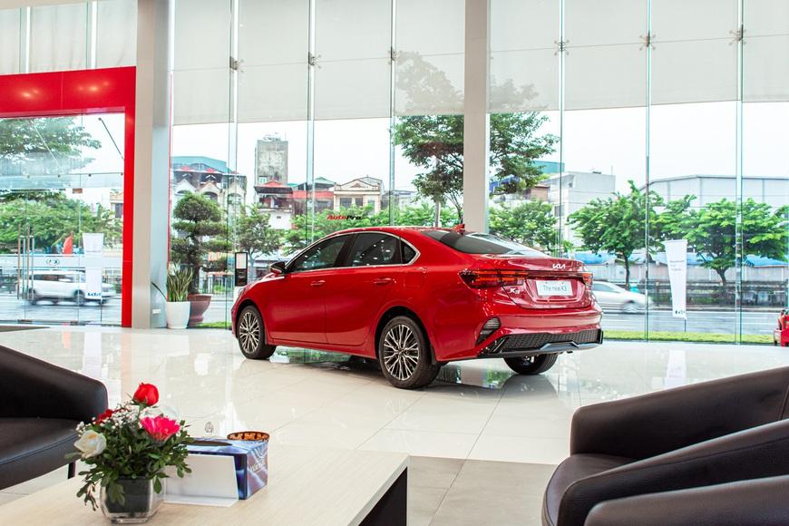 Khám phá Kia K3 Premium vừa về đại lý: ĐẸP XỊN che lấp phanh tay cơ - Ảnh 19.