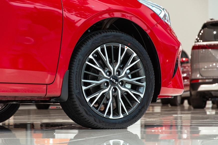 Khám phá Kia K3 Premium vừa về đại lý: ĐẸP XỊN che lấp phanh tay cơ - Ảnh 6.