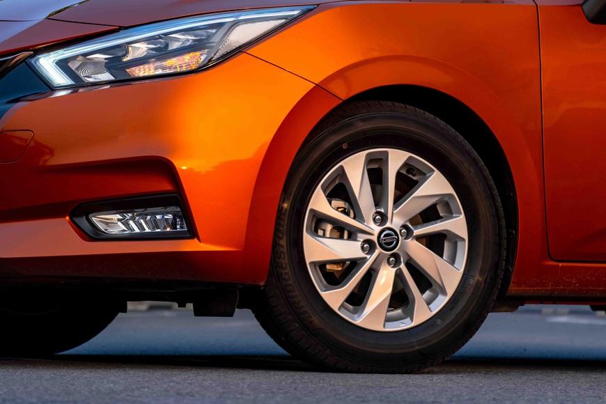 Đánh giá Nissan Almera 2021 - Sedan B 'tham lam' để tỉa khách của Vios, City, Accent - Ảnh 6.