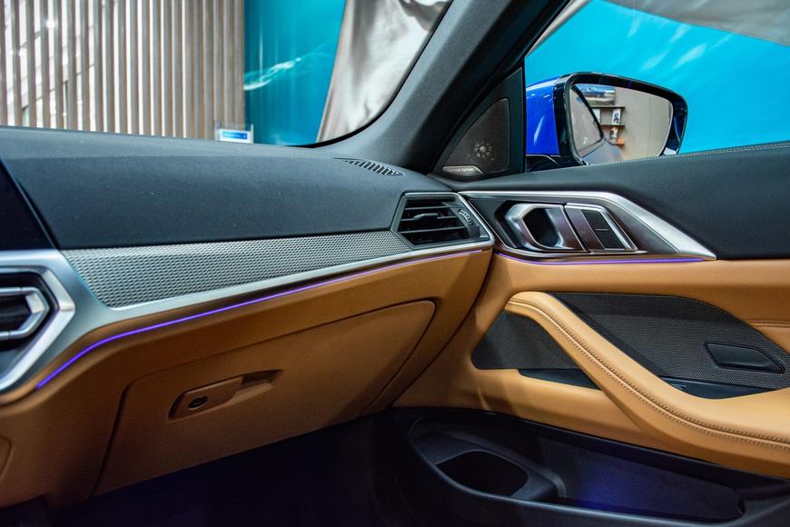 Khám phá BMW 430i M Sport vừa ra mắt: Giá dự kiến hơn 3,3 tỷ đồng, không có đối thủ tại Việt Nam - Ảnh 11.