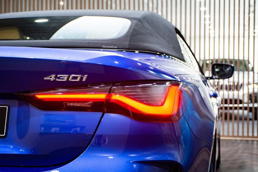 Khám phá BMW 430i M Sport vừa ra mắt: Giá dự kiến hơn 3,3 tỷ đồng, không có đối thủ tại Việt Nam - Ảnh 5.