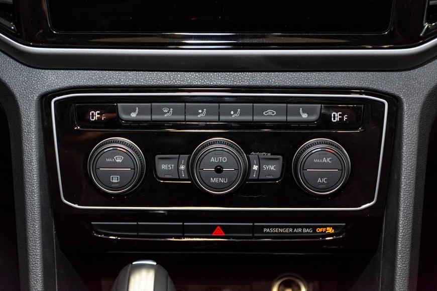 Khám phá Volkswagen Teramont vừa ra mắt Việt Nam: Có cái hay cho fan xe Đức, chống chỉ định tín đồ công nghệ - Ảnh 10.