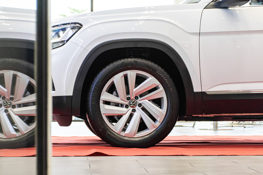 Khám phá Volkswagen Teramont vừa ra mắt Việt Nam: Có cái hay cho fan xe Đức, chống chỉ định tín đồ công nghệ - Ảnh 5.