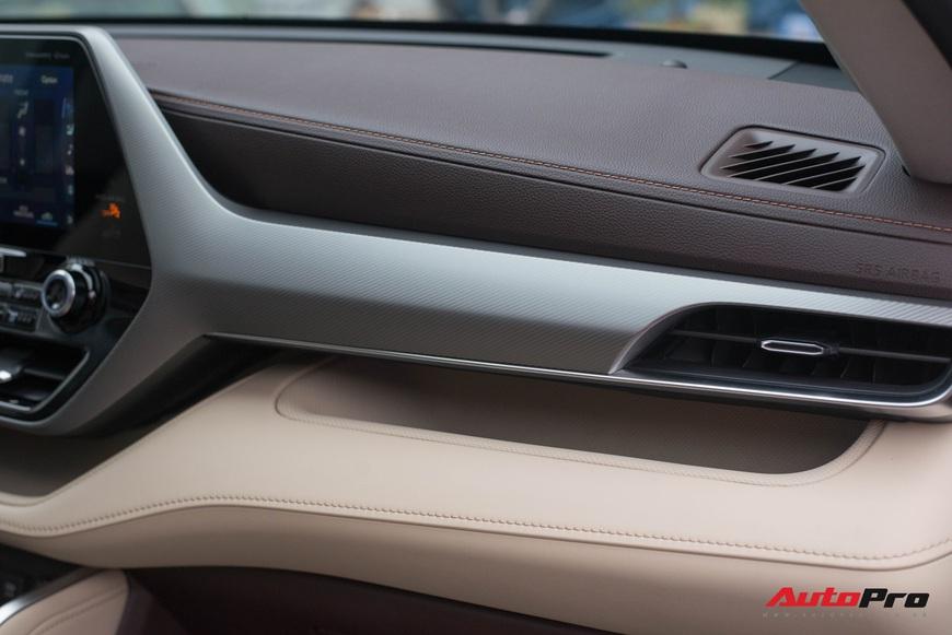 Bóc tách Toyota Highlander Plantium 2021 giá hơn 4 tỷ vừa về Việt Nam: Không chỉ là SUV ăn chắc mặc bền với giá ngang ngửa Lexus RX 350 - Ảnh 8.