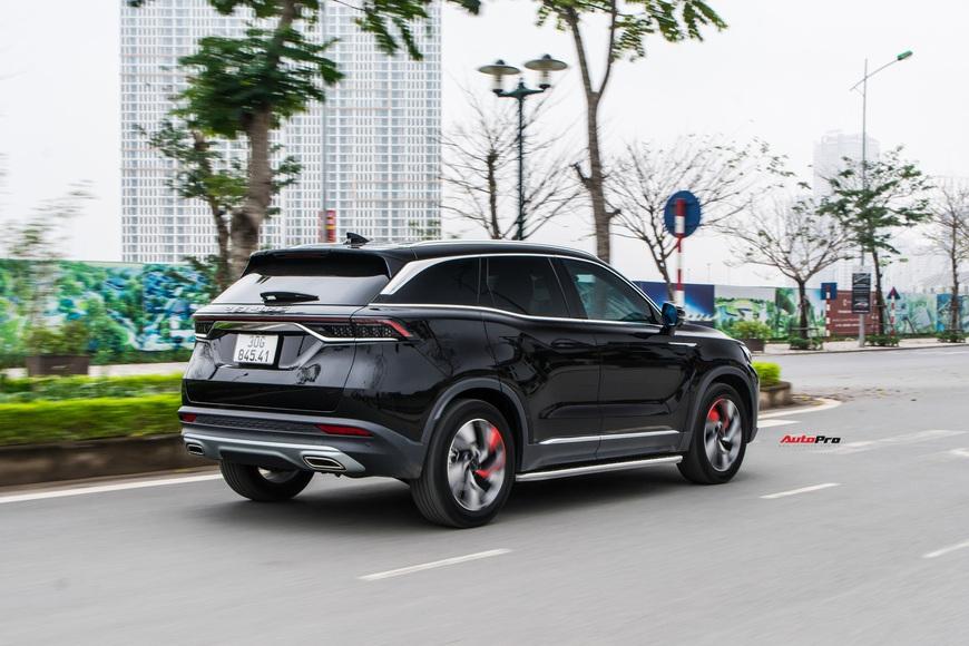 Người dùng đánh giá BAIC Beijing X7: Thẳng thắn khen, chê xe Tàu vì đã test quá kỹ - Ảnh 13.