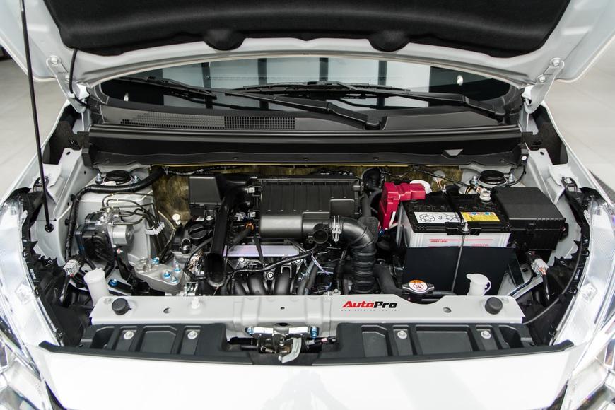 Đánh giá nhanh Mitsubishi Attrage 2021 vừa về đại lý: Dọa Vios bằng option và giá mềm - Ảnh 12.