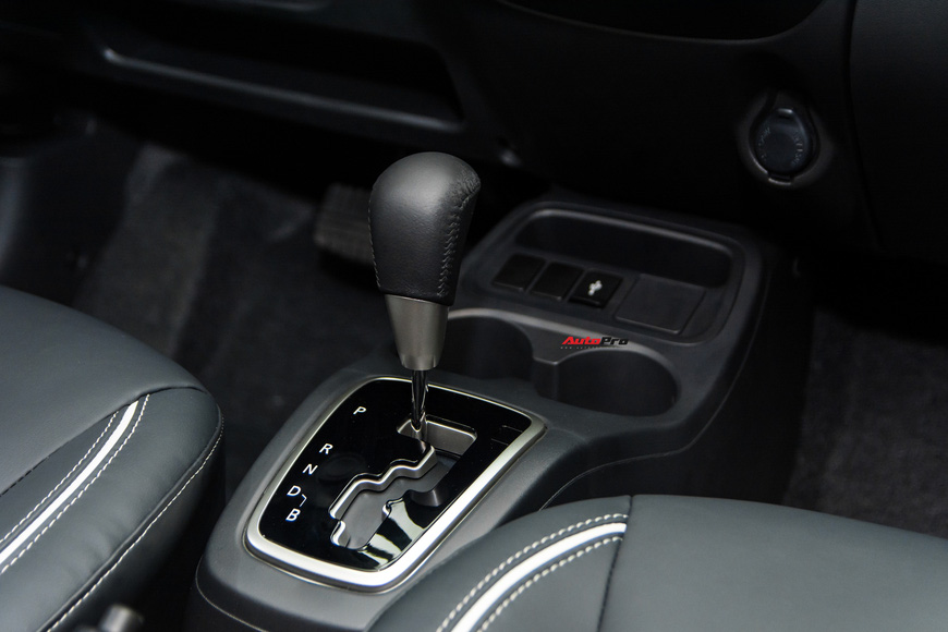 Đánh giá nhanh Mitsubishi Attrage 2021 vừa về đại lý: Dọa Vios bằng option và giá mềm - Ảnh 10.