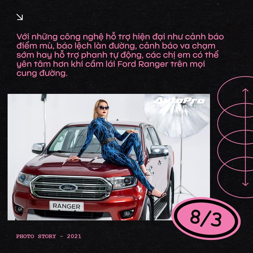 Phụ nữ ngày càng dễ phải lòng xe bán tải - Ảnh 10.