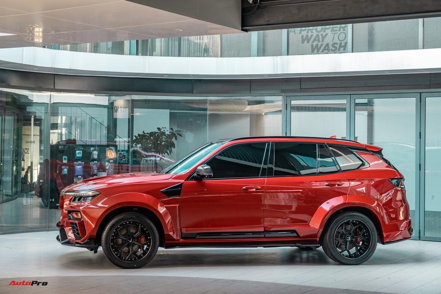 Chủ xe Bình Phước chi hàng trăm triệu độ VinFast Lux SA2.0: Ngoại hình như siêu SUV, công suất tăng 32 mã lực, riêng bộ mâm 100 triệu đồng - Ảnh 7.